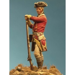 PRIVATE 29TH LINE REGIMENT. INDEPENDENCE WAR, BOSTON 1770